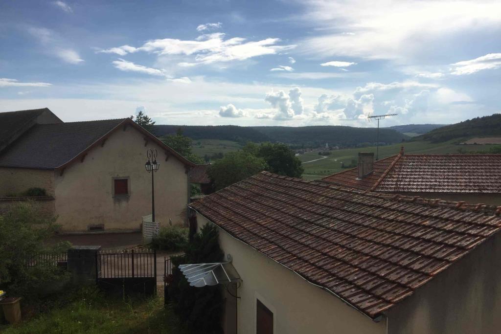 4152 vue terrasse av toit annexe